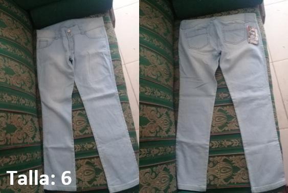 Se vende saldo de jeans nuevos