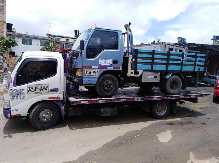 Servicio de Grua en Tunja Boyaca Las 24h