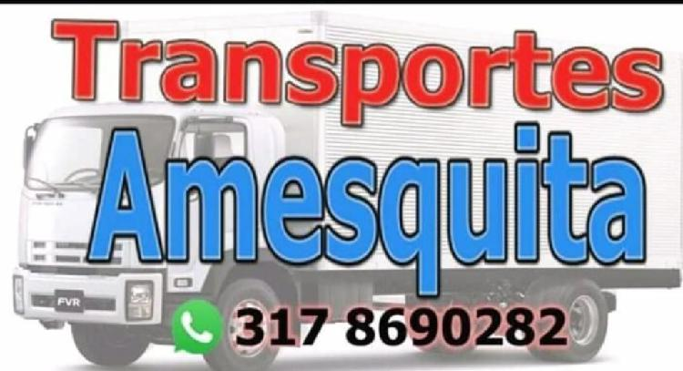 Transporte a Nivel Nacional Y Local