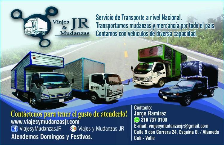 Trasteos, Viajes Y Mudanzas Jr