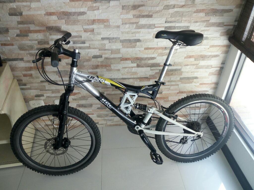 Vendo Cicla Marco Mongoose Gw Shimano
