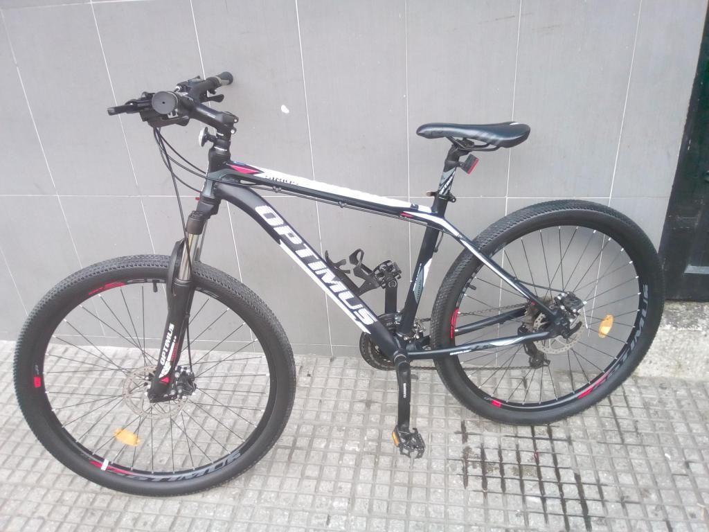 bicicleta en excelente estado rin 27.5 talla m