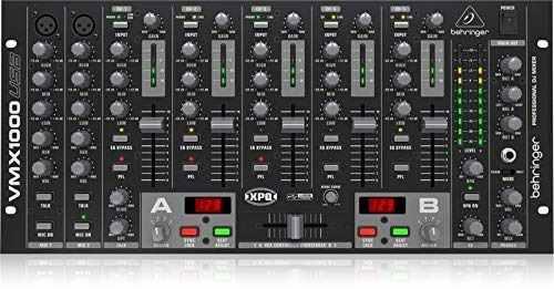 Behringer Pro Mixer Vmx1000usb Bandeja Con Mezclador