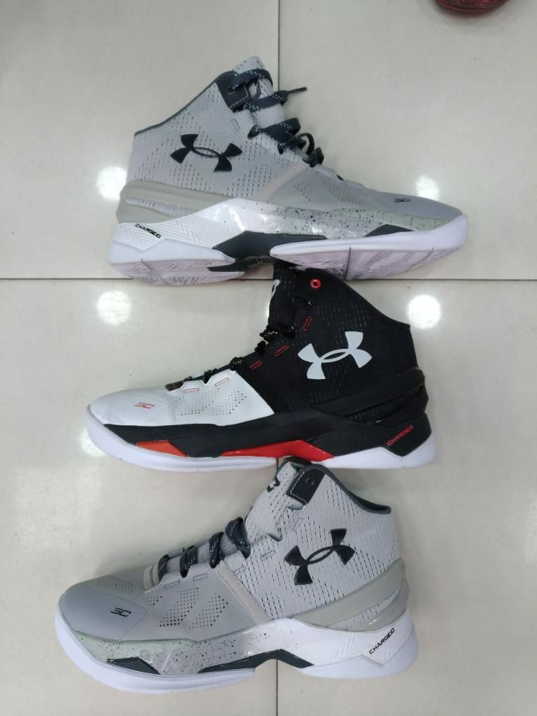 Botin Under Armour Charged  Hombre