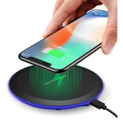 Cargador Inalambrico Wireless 5w Universal Para Móviles Usb