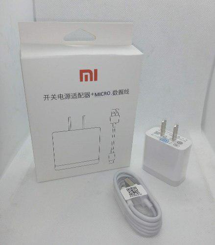 Cargador Xiaomi Rapido Tipo C Mi A1 Mi A2 Mi A3 Mi6 Mi8 Mi9
