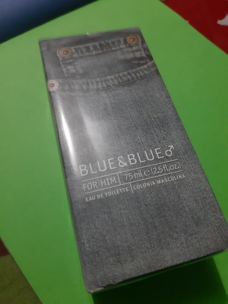 Loción para Hombre Blue&blue