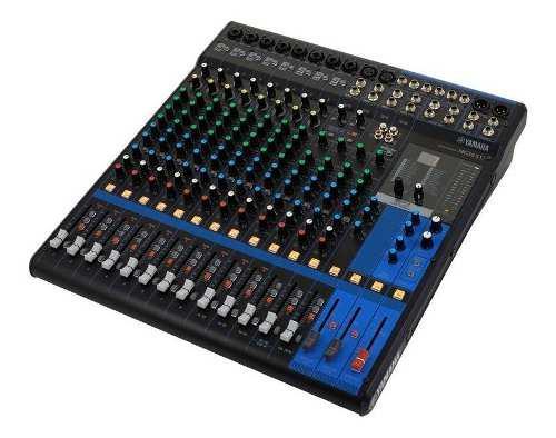 Mezclador / Mixer Yamaha Mg16xu