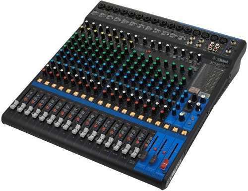 Mezclador / Mixer Yamaha Mg20xu Conn Usb Y Fx