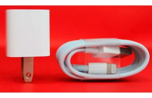 Promo 3 Cargadores Apple + Cable Original iPhone 5/6/7