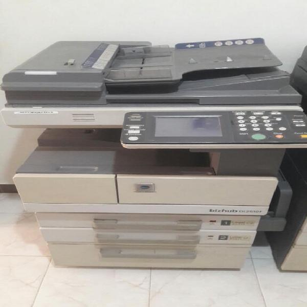 Se Vende Fotocopiadora Precio de Remate
