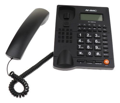Teléfono Fijo Con Cable, Teléfono De Familia