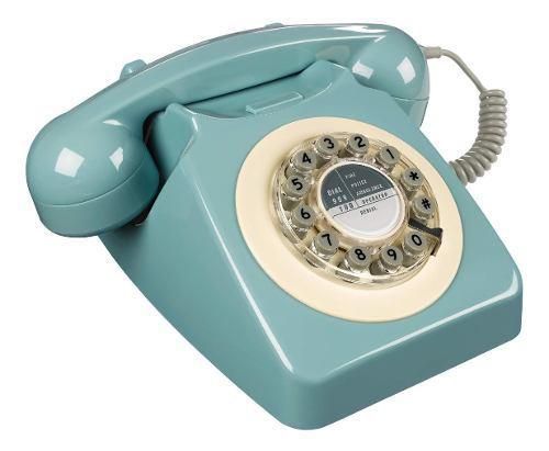Teléfono Fijo Para El Hogar Del Diseño Rotatorio De Wild