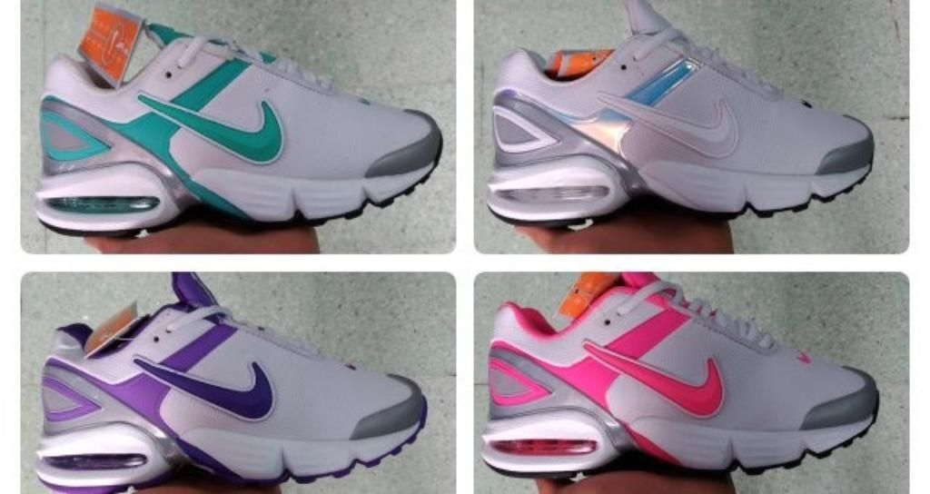 Zapatillas Nike Airmax Tirbulencia Mujer