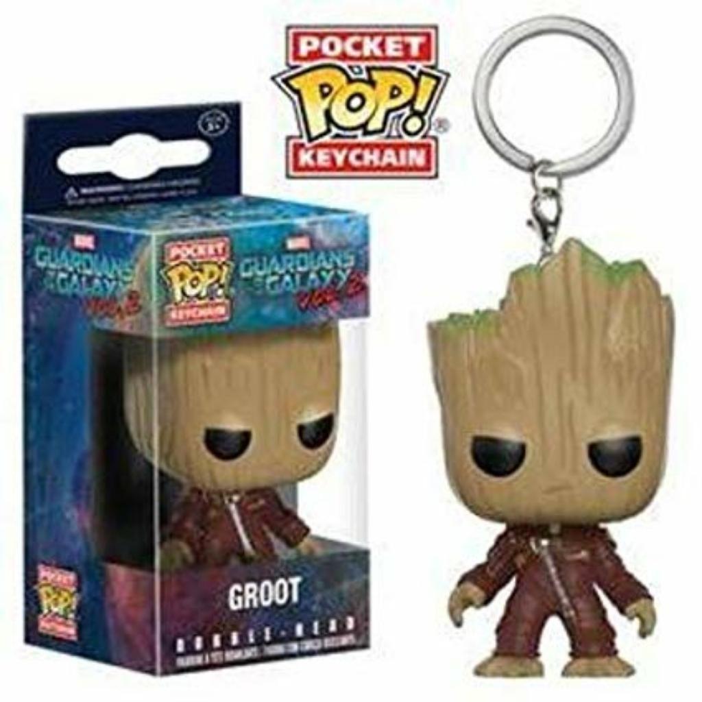 Funko Pop Groot, Guardianes, Avengers
