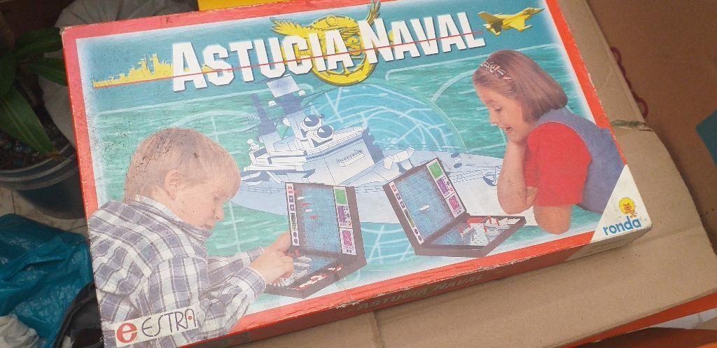Juego de Mesa Astucia Naval