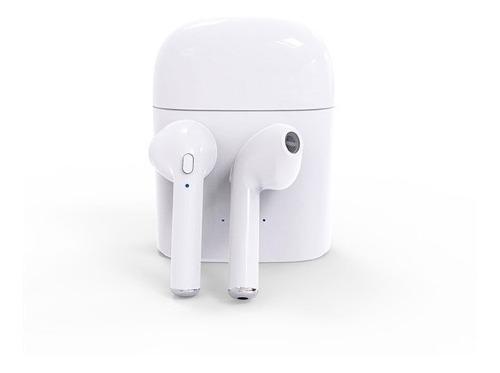 Audífonos Hbq I7 Bluetooth Inalámbr 2 Auriculares-blanc