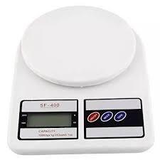 Balanza Gramera Bascula Digital Capacidad Hasta 7kg Cocina