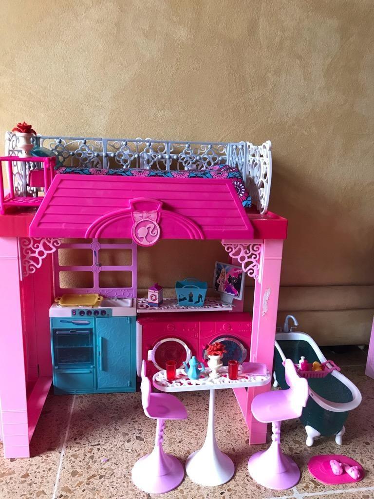 Casa de Playa de Barbie