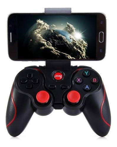 Control Bluetooth Celular Pc Gamepad Android Ios Pc+ Soporte