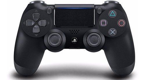 Control Ps4 Negro Dualshock 4 + Regalo: Grips 2da