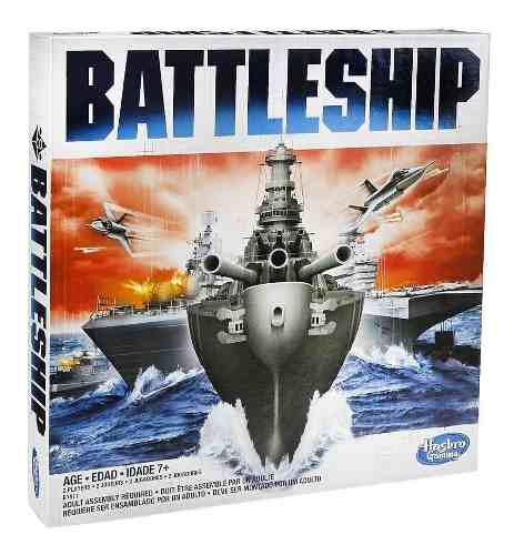 Juego De Mesa Battleship Hasbro Combate Naval Niños Y