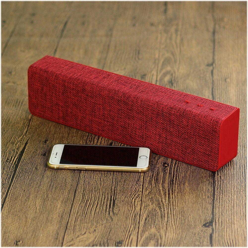 Parlante Bafle Bluetooth Hs567 Fm Recargable Aux Usb Sd