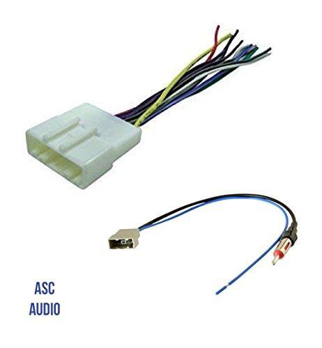 Adaptador De Antena Asc Audio Car Stereo Radio Y Adaptador D