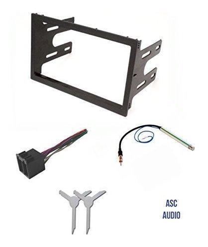 Adaptador De Antena Del Arnes De Cable Del Kit De Bolsillo D
