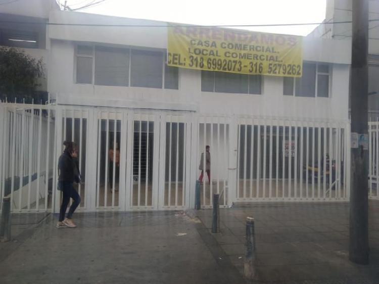 Casa En Arriendo En Bogota La Castellana Cod. ABISA1080