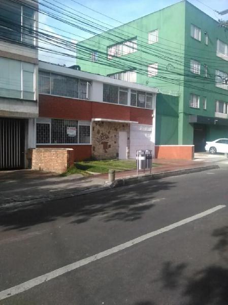 Casa En Arriendo En Bogota La Soledad-Teusaquillo Cod.