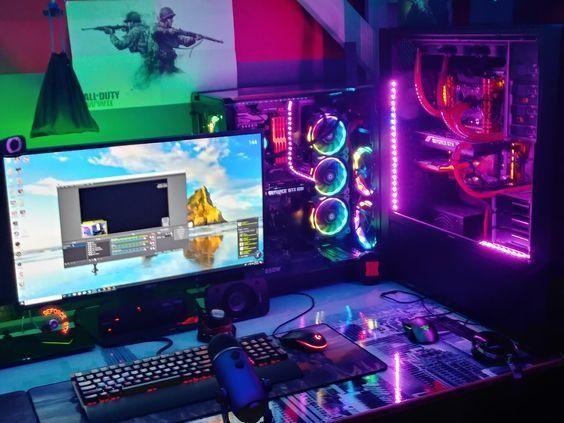 GAMERS PC PARA JUEGOS PESADOS O ESTUDIO DE GRABACION