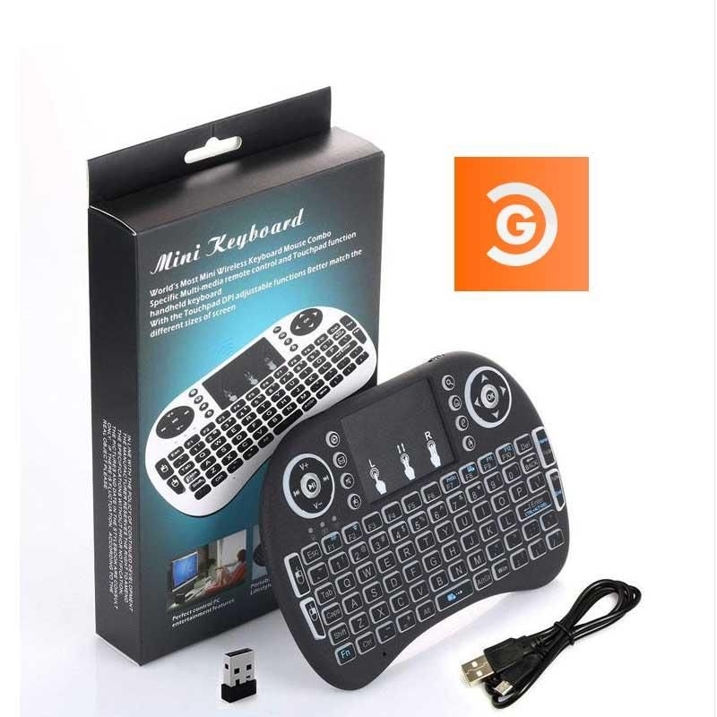 MINI TECLADO BLUETOOTH RECARGABLE