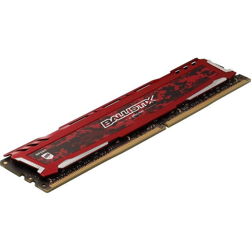 Memoria Ram Pc Crucial Ddr4 16gb Ballistix-mhz