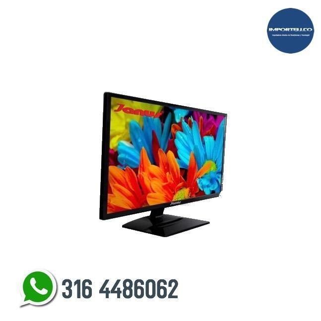 Monitor Janus LED IPS 21.5 Pulgadas Full HD p HDMI DVI