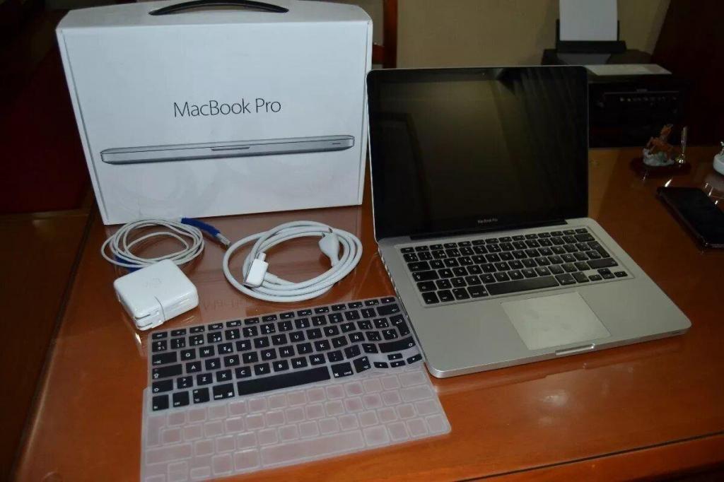 Portatil Macbook Pro A, DD 500G, 13,3 Inch, Core I5, 4gb