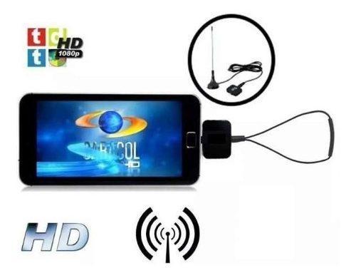 Tdt Mini Para Celular Y Tablet Nia + 2 Antenas