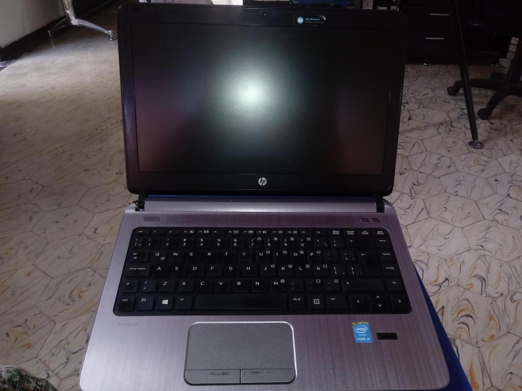 """computador portatil marca hp probook de 14"""""""