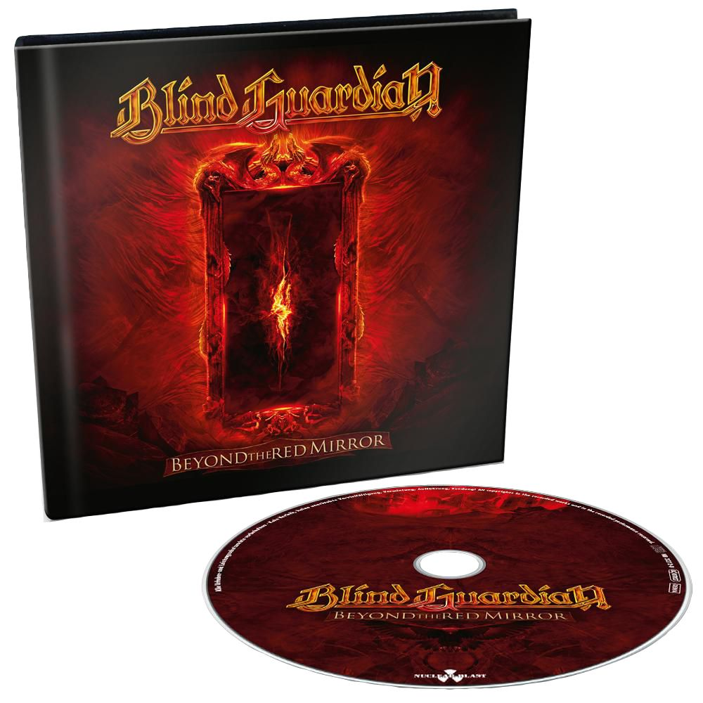 Blind Guardian Beyond The Red Mirror Digibook