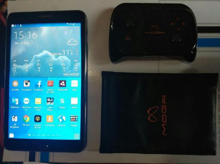 Tablet Samsung Tab 4 Control Juegos Moga