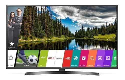 Televisor Lg 60um6200 4k Smarttv Ultrahd 60p Bluetooth Hdr
