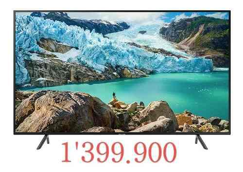 Tv Samsung 50ru7100 Uhd 4k Smart Gtia 1 Año Bt X1'399.900