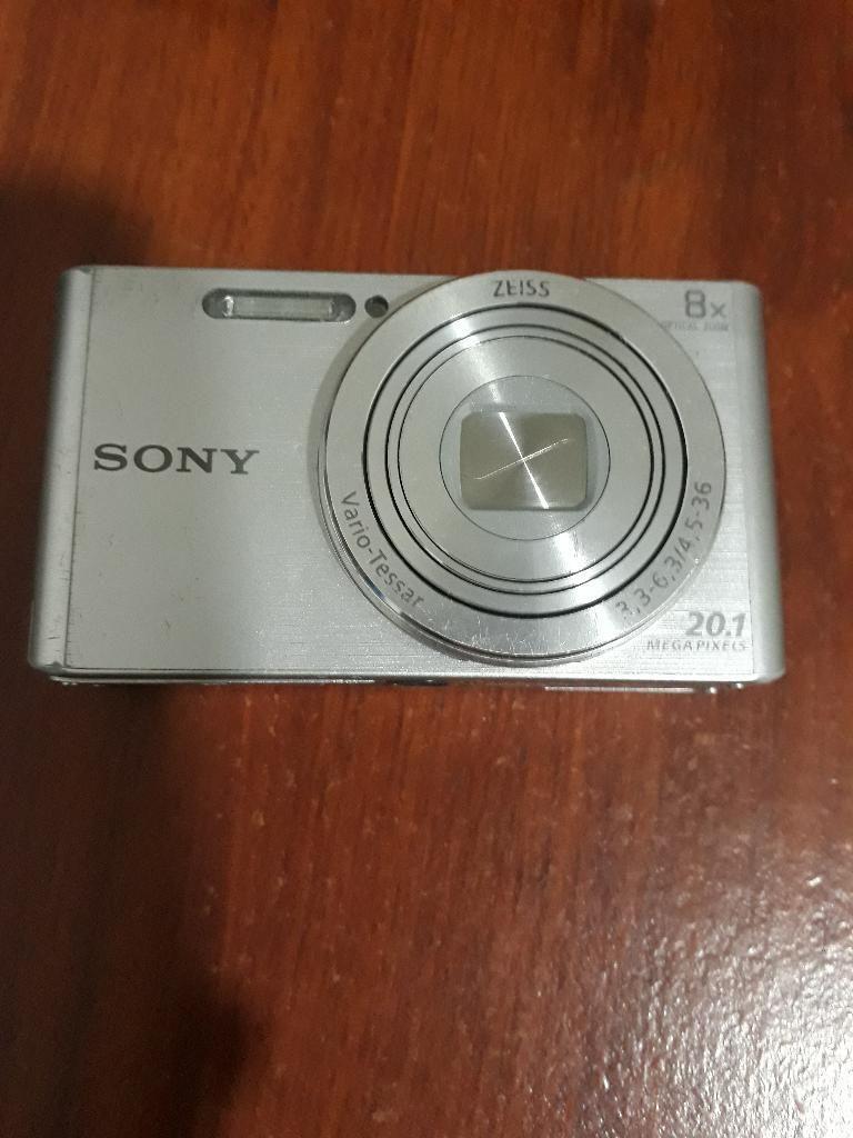 Camara Digital Sony 20.1 Mgpx