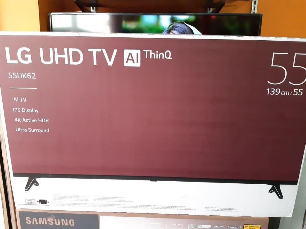 LG 55 UHD 4K SMART TV