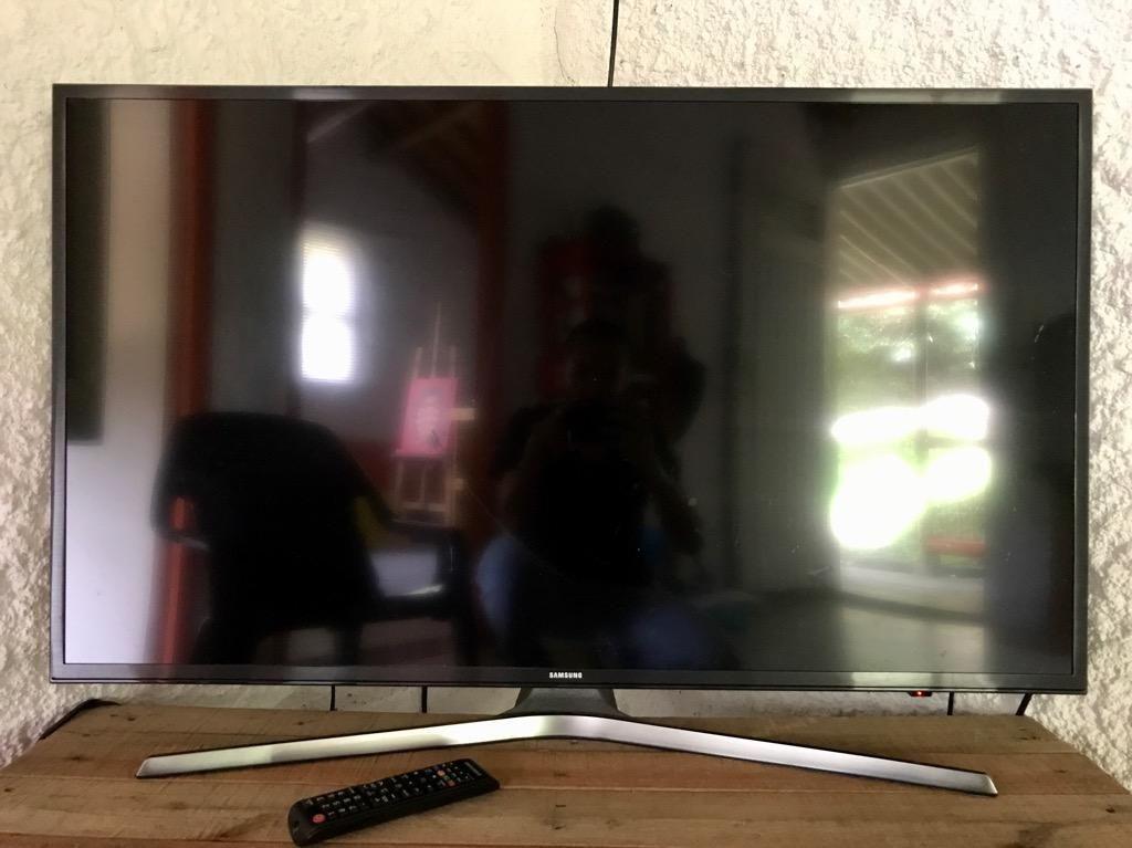 Smart Tv Samsung 4K 43 Pulgadas