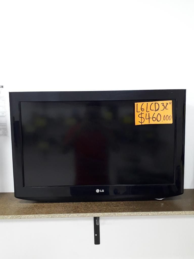 Tv Lg Lcd 32 Pulgadas Full Hd