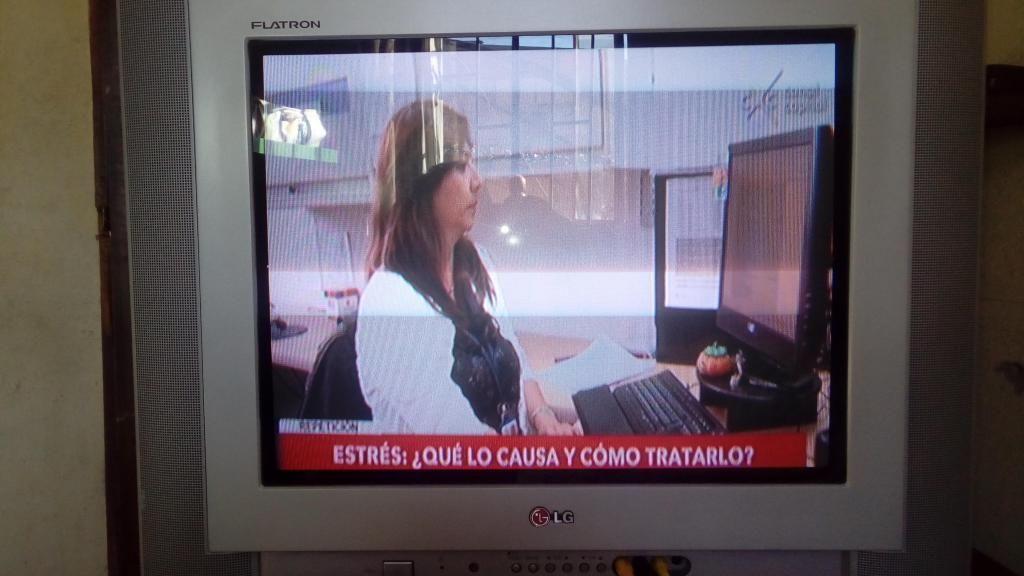 """Vendo TV LG convencional de 21"""""""