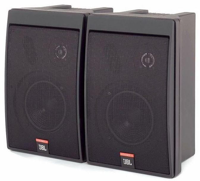 parlantes audio jbl control 5