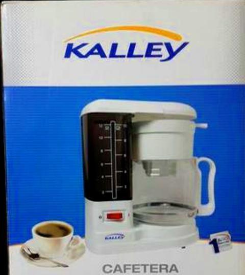 CAFETERA KALLEY (Nueva) (sin uso)