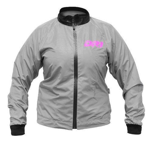 Chaqueta Impermeable Reflectiva Moto Motociclismo Mujer Dr1